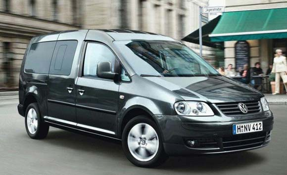Volkswagen Caddy I: 01 фото