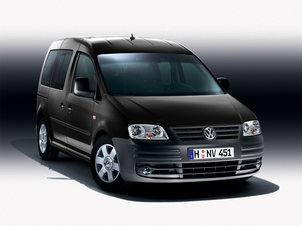 Volkswagen Caddy I: 02 фото