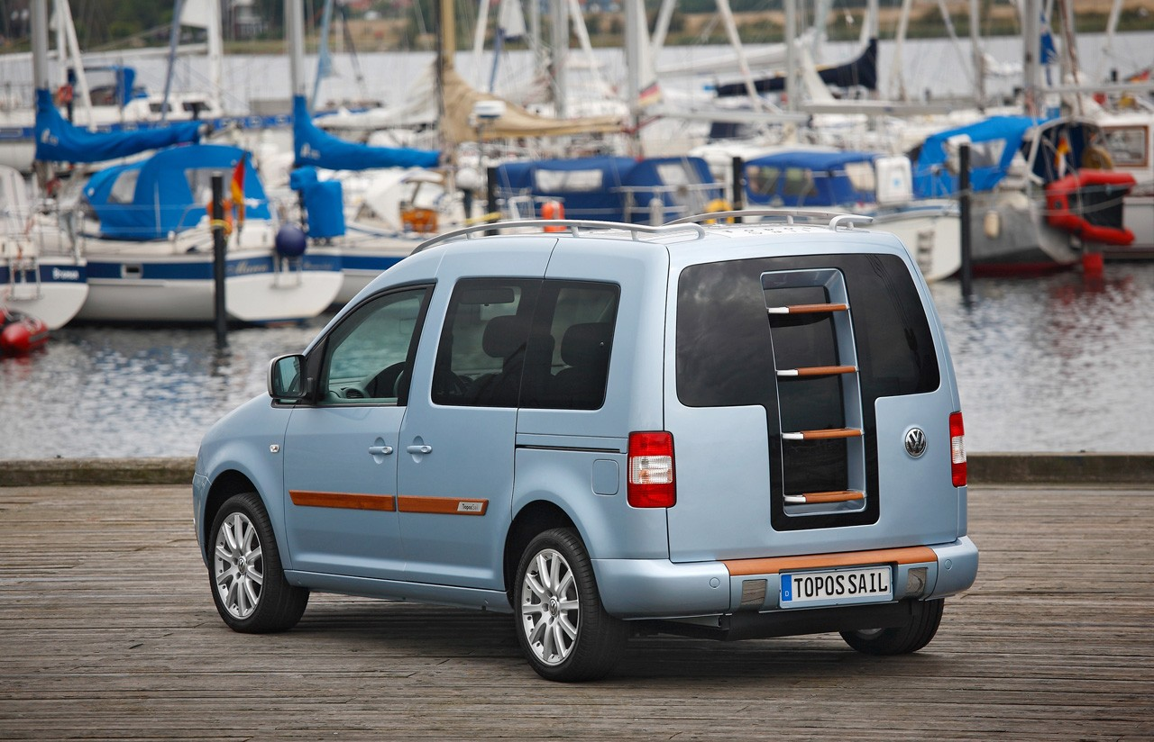 Volkswagen Caddy I: 06 фото
