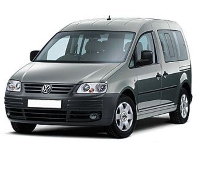 Volkswagen Caddy I: 10 фото