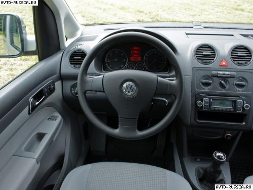 Volkswagen Caddy I: 11 фото