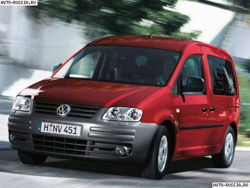 Volkswagen Caddy: 07 фото