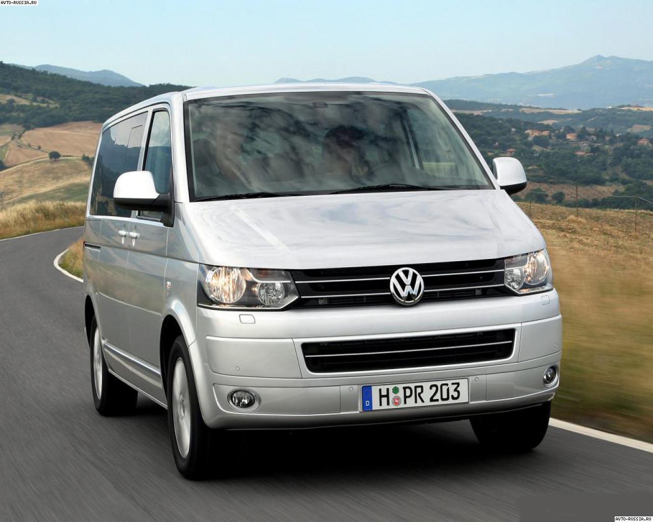 Volkswagen caravelle фото 4