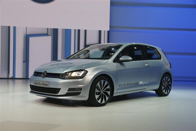 Volkswagen golf bluemotion: 06 фото