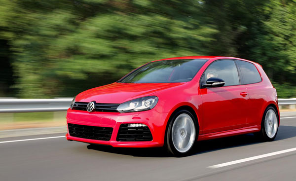 Volkswagen Golf R 3-door: 06 фото