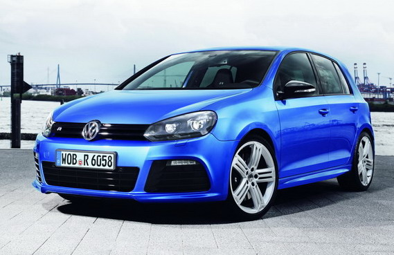Volkswagen Golf R: 02 фото