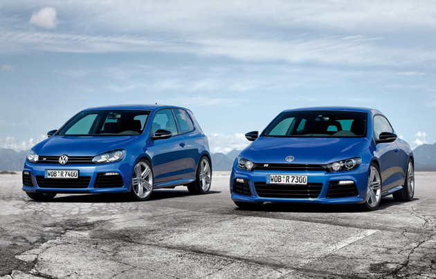 Volkswagen Golf R: 03 фото