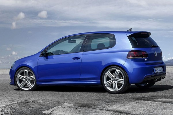 Volkswagen Golf R: 05 фото