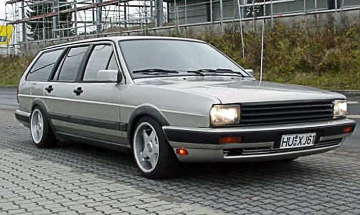 Volkswagen Passat B2: 6 фо…
