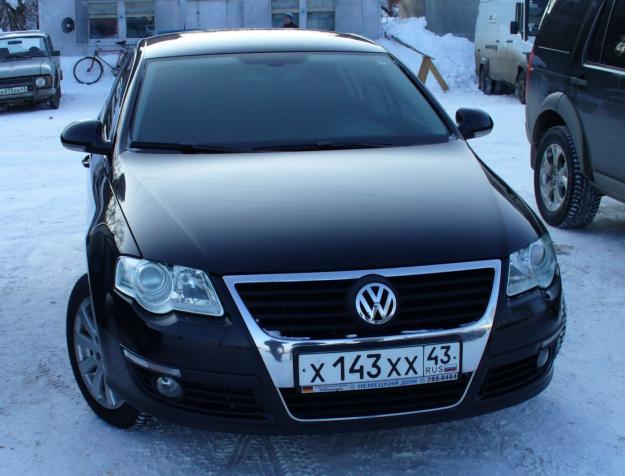 Volkswagen b6 фото 7