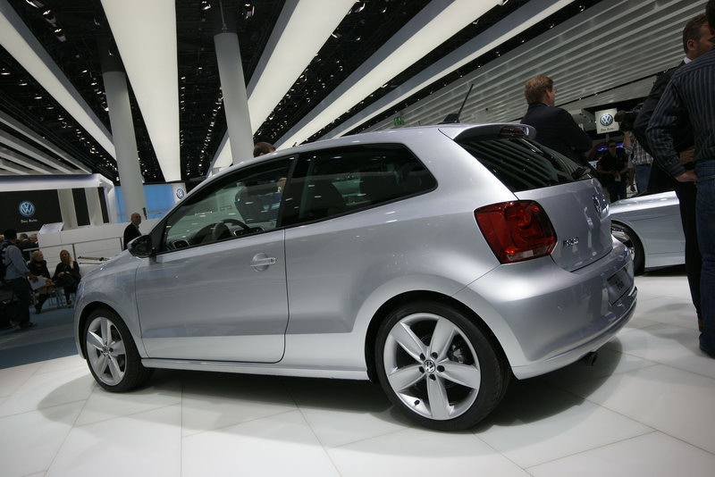 Volkswagen Polo 3-door