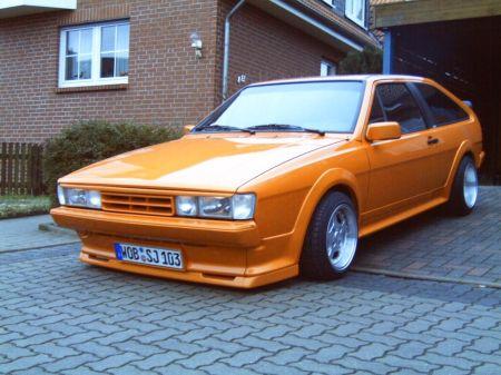 volkswagen scirocco второго поколения