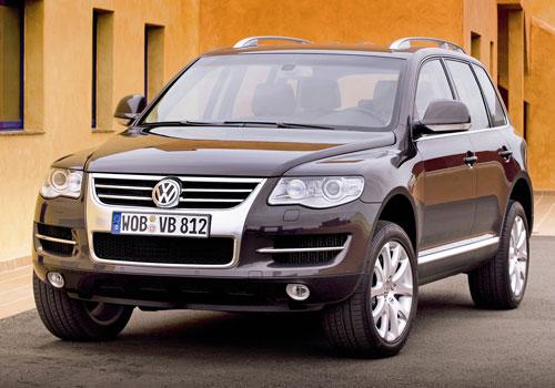 Автомобиль Volkswagen Touareg: Фото #02 из 18, размер изображения ...