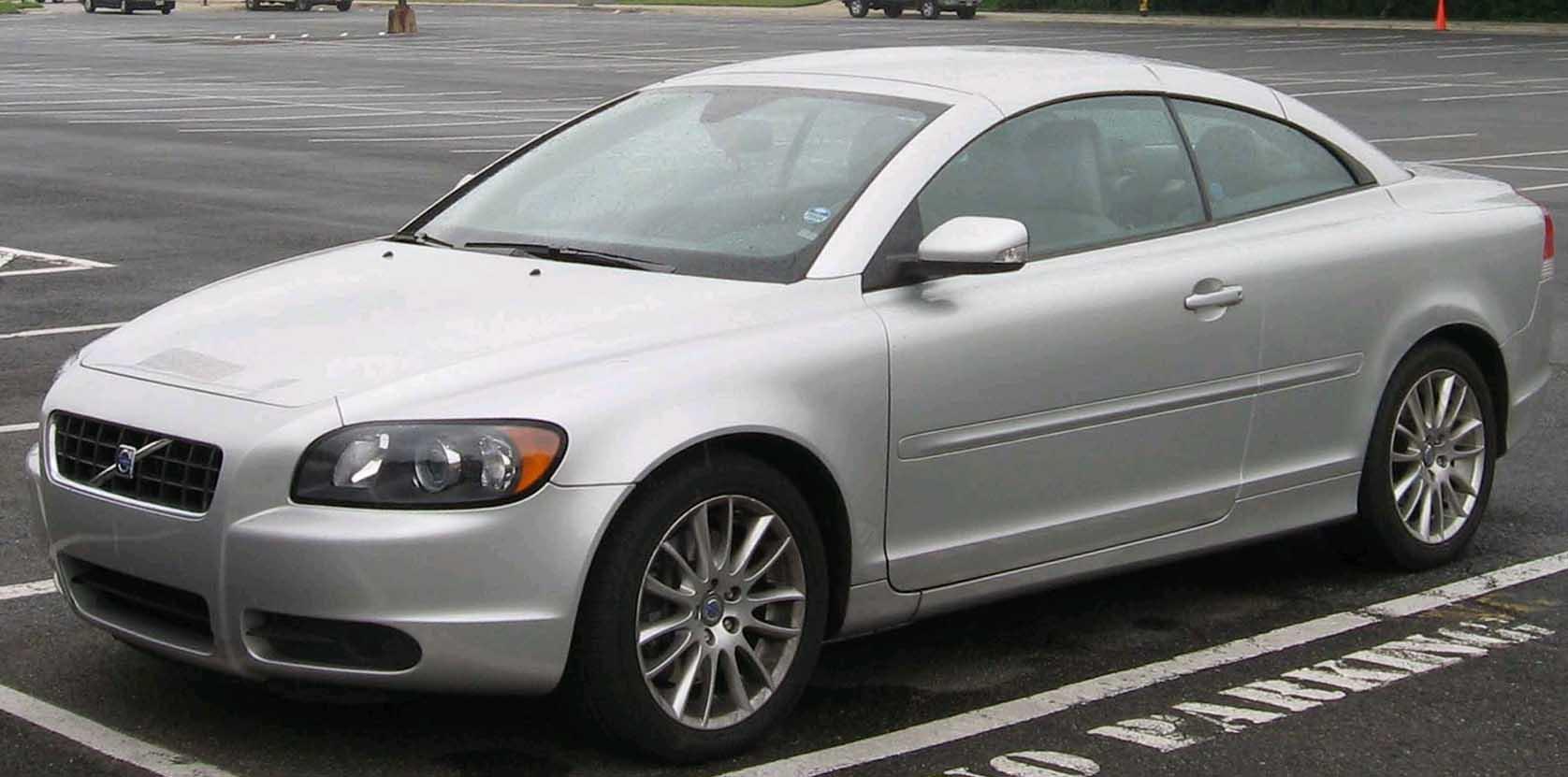 2005 volvo c70 convertible