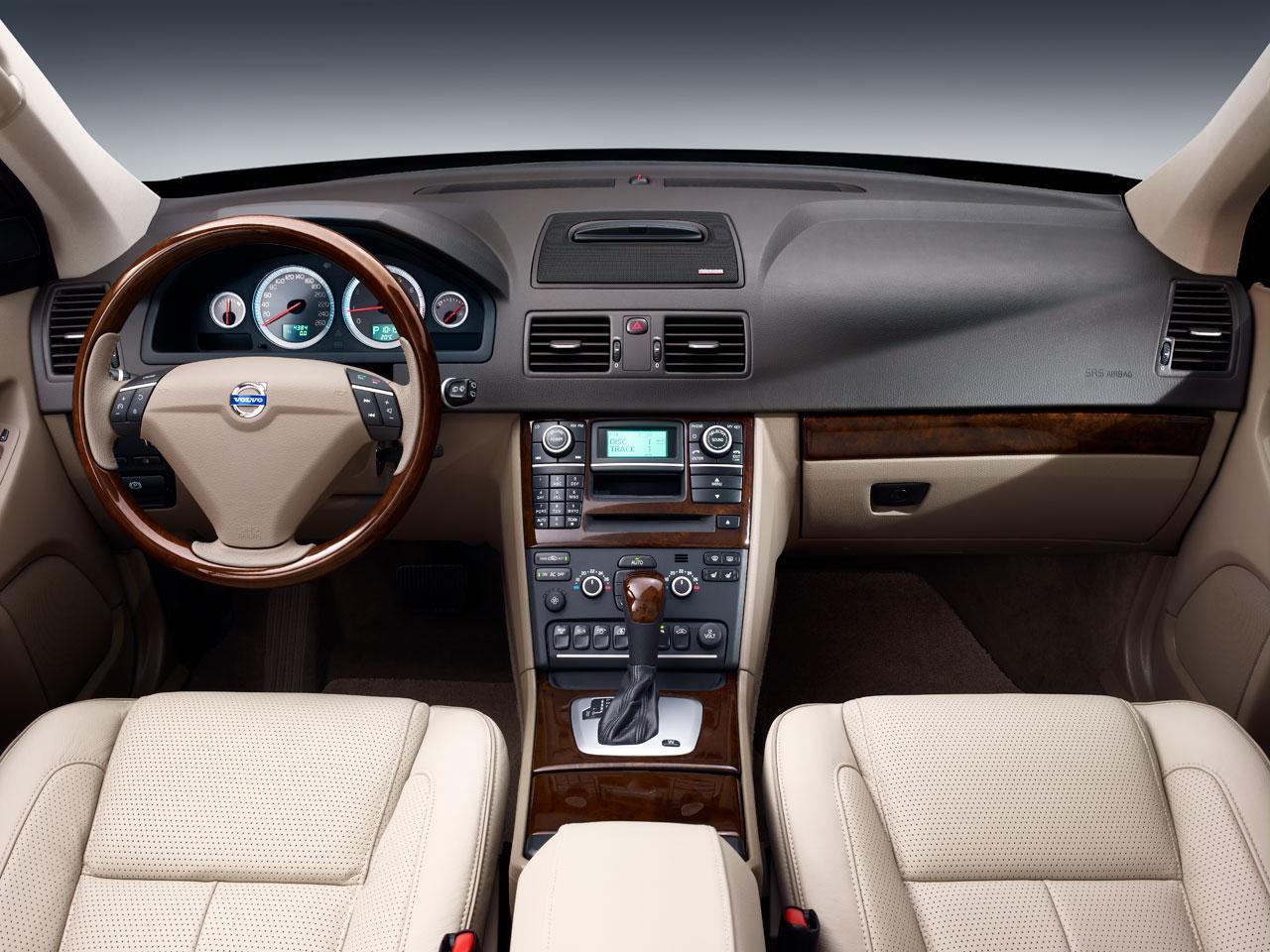 Вольво S6 - цена, комплектации, обзор Volvo S6